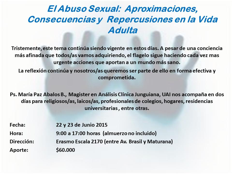 El Abuso Sexual 2015_2
